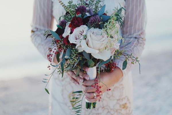 Jak vybrat svatební kytici?